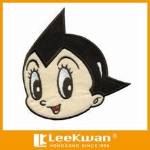 Japonesa de dibujos animados Hot Boy para la ropa Decroation insignia del bordado de Applique