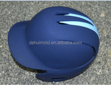High Quality ABS injection molded plastic parts of helmet