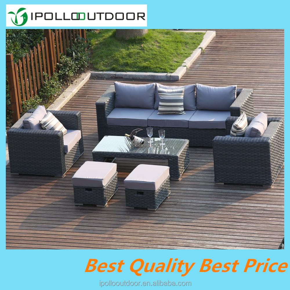 Rattan outdoor furniture round in Rattan/Wicker sofas