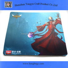 Digital sublimation fabric rubber mouse pad