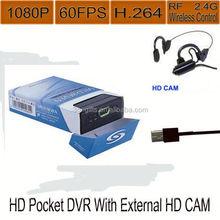 h 264 1ch 64GB sd card full hd Spec surveillance dvr system