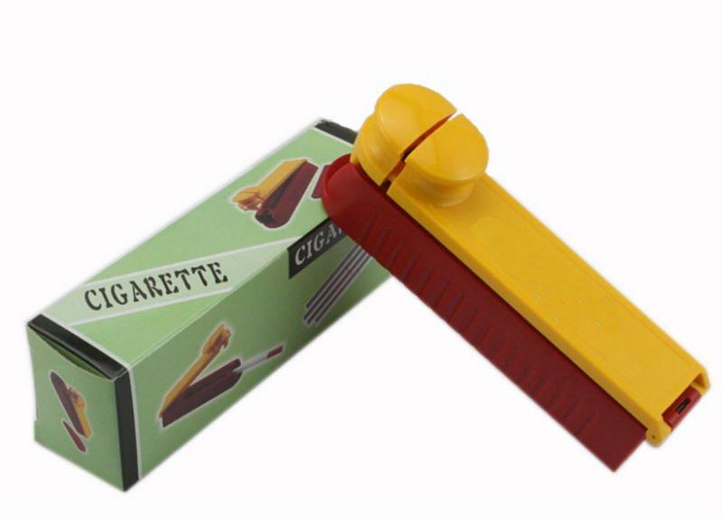 plastic cigarette rolling machine
