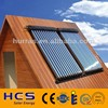 Best sale solar powered portable heater, evacuated tube solar collector heat pipe solar collector