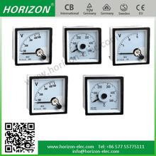 OB96 96*96 V ac dc voltage digital panel meter