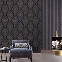 european design non woven wallpaper/cheap wallpaper/china wallpaper--GAMAY