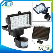 Newest Design 6W Solar Sensor LED Flood Light