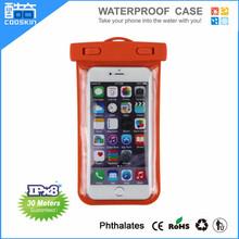 New arrival PVC waterproof phone case