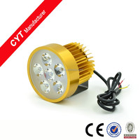 High Power DC12V 18W 6000K LED Motorcycle Headlight Spotlight