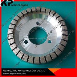 High quality China supplier cup shape polishing cutting diamond grinding wheel for glass