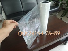 Clear Polythene Plastic Dry Cleaning Garment Clothes Bags