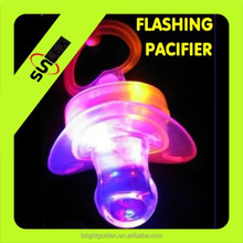 Wholesale Plastic lighted pacifier