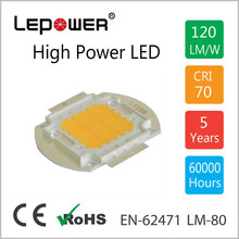 Bridgelux LED Chip 50W, 50W LED Array, Street Light LED 50W DC 32V 1600mA