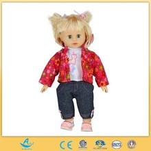 American doll baby girl plastic doll clothes