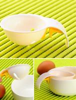 Egg Yolk White Separator Holder Egg Divider Sieves
