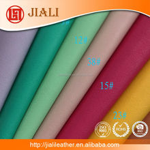 various application leather