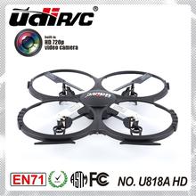 UDI U818AHD remote control 4 CH 2.4G rc quadcopter with HD camera