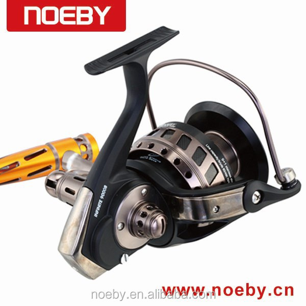 Noeby high performance 30kg high drag big game fishing for Chinese fishing reels