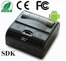 3inch, 80mm Mini Bluetooth Printer Wireless Bluetooth Thermal Printer for Android Device