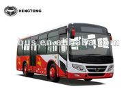 New sightline series 9.5 meter middle size cng city bus (CKZ6958N)