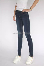 2015 high quality new fashion jeans pants,professional stock jeans for women,washed jeans,wholesale