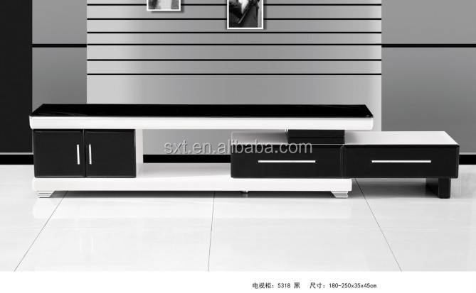 Modern Wooden Extension Design Tv Stand,Tv Cabient - Buy Italian ...