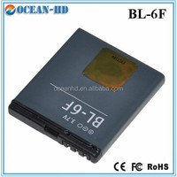 BL-6F Promotional compatible mobile phones battery for nokia N78 N79 N95-8G