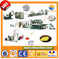 PS Plastic Foam Food Box/Tray Production Machine Line Plastic Foam Plates And Cups Making Machines