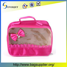 polyester Cosmetic Bag Travel Organiser Waterproof cosmetic travel bag