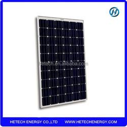 The lowest mono 230w solar panel price