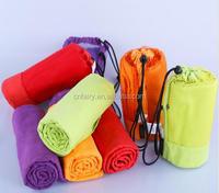 Latest Fairy High Quality Quickly-dry Microfiber Custom Travel Promotion Beach Towel