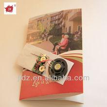 Fashionable Greeting Card,Handmade Greeting Card,Paper Greeting Card