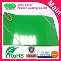 verde brillante de color caramelo en polvo de pintura