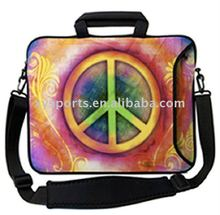 2014 functional handle neoprene laptop bag