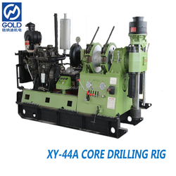 ISO certificated XY-44A shallow petroleum & gas drilling machine