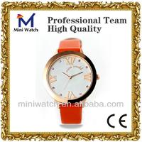 2015 fashion leather belt bracelet japan movt beautiful ladies wrist watches 1339