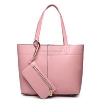 New Products 2015 alibaba china high quality PU bag glossy leather handbags , women bags china supplier tote