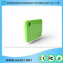 bluetooth anti-lost alarm key finder compatible IOS and Android smart phone, blue bluetooth 4.0 anti lost alarm