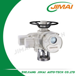All-season performance factory directly dc electronic actuator for ball valve