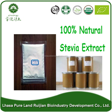 ISO certificated organic eco candy stevia