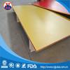 Playground co-extrusion ABA sandwish color HDPE sheet