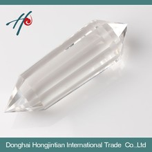 Crystal point very good quality clear crystal point