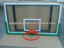 Fashional Glass basketball board Factory
