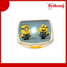 Plastic school lunch box containers