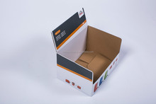 corrugated backpack Boxes