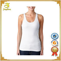 2015 bulk wholesale sexy women white tight tank top
