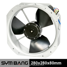 A28080M-DA 1100cfm 280mm ac fan cooler