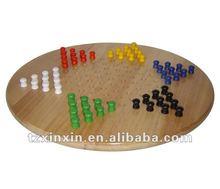 Corrector de madera( junta juegos) familia para juegos de mesa