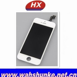 Grade AAA fast delivery lcd for iphone 5c logic board unlocked