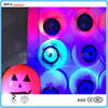New dsign plastic shine toy squeeze ball, custom halloween squeeze balls, customized make halloween gift ShenZhen factory