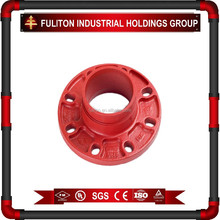 FM/UL Fire fighting/ Fire protection flanges fittings grooved fittings flange